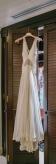 Jenny Packham Ruby wedding dress; Size 10; PLUS ACCESSORIES